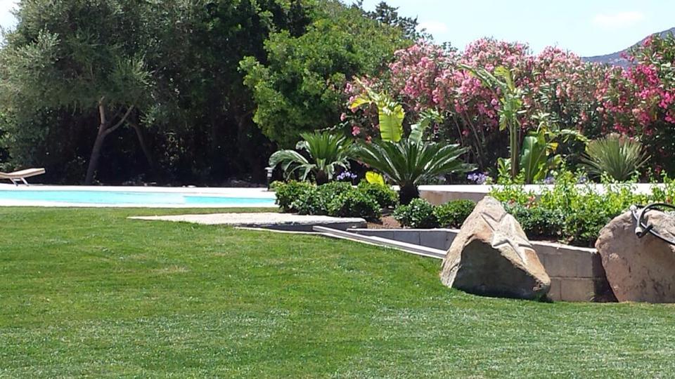 Progettazione e Realizzazione Giardini Olbia